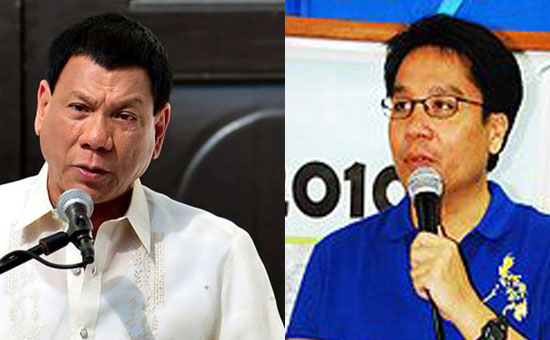 Open Letter To Mar Roxas & Rodrigo Duterte by a concern Netizen