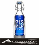 CAROLINA HERERA H2O MEN AROMANIA PARFUMERY