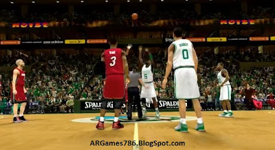 NBA 2K13-RELOADED ISO Free Download | 6.78GB |