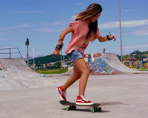 El Skate No Es Un Deporte,Es Un Estilo De Vida! ♥
