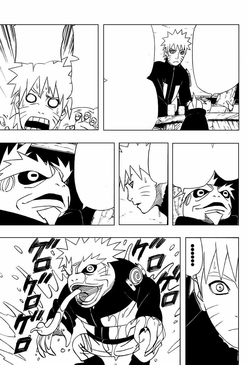 Naruto chap 420 Trang 12 - Mangak.info