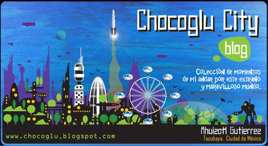 Chocoglu City