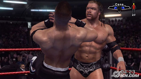 Download Smackdown VS Raw 2007 Game Full Version File