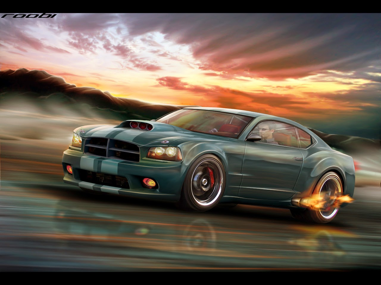 nice wallpapers Dodge Challenger