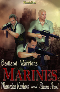 Marines by Marteeka Karland & Shara Azod