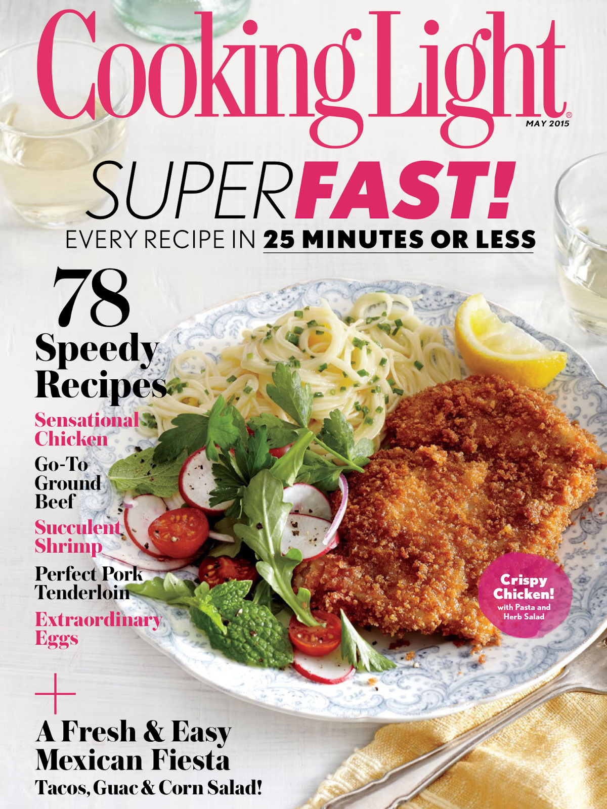 Cooking LIght May 2015