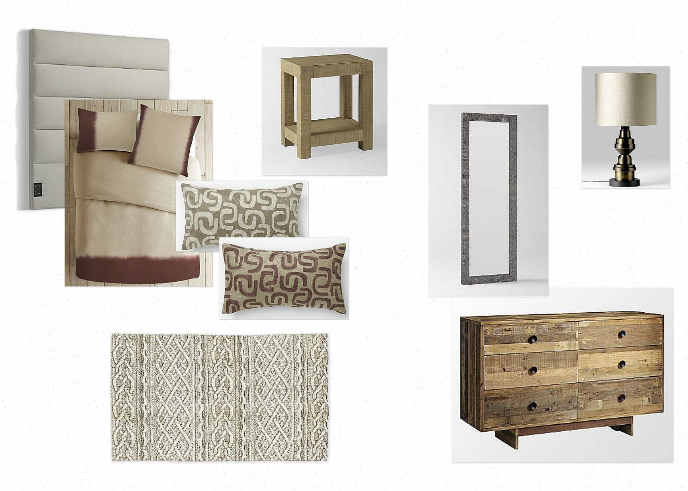 Pinklet And C West Elm Fall Bedroom Inspiration