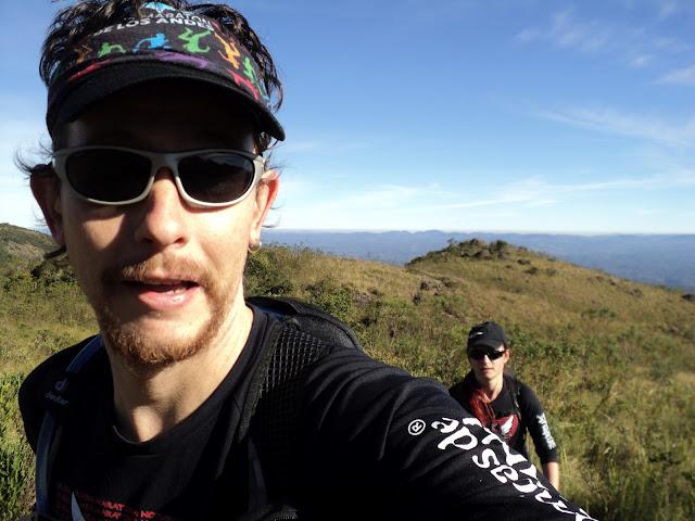 Retorno ao Pico Paraná