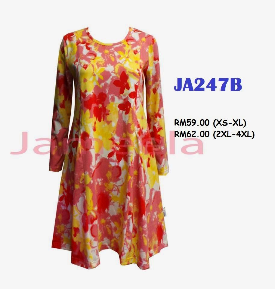 T-shirt-Muslimah-Jameela-JA247B