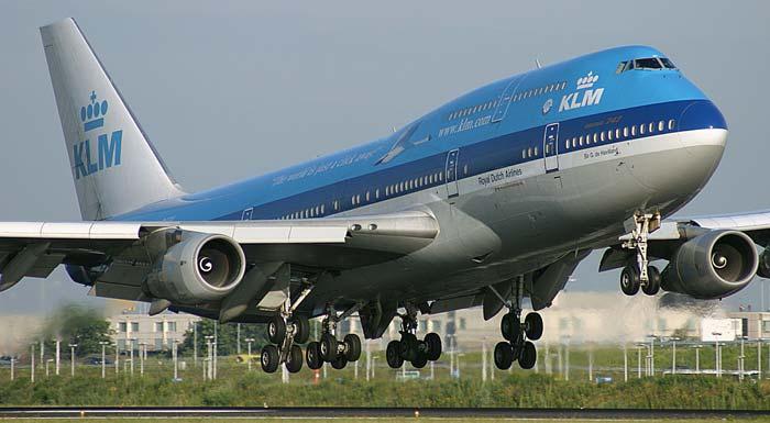 Companhia aérea KLM liga cidades de Luanda e Amesterdão