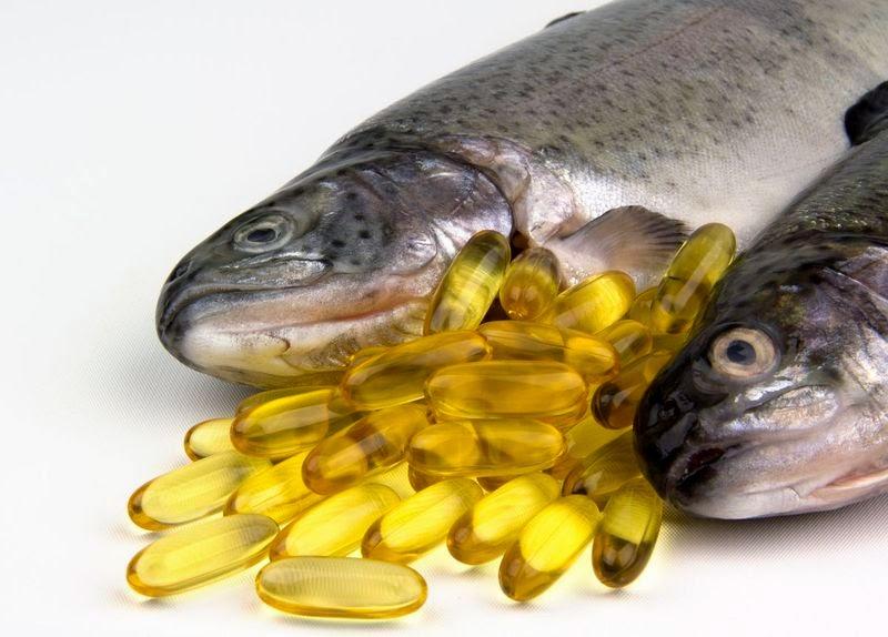 El Omega 3 en los aceites de pescado