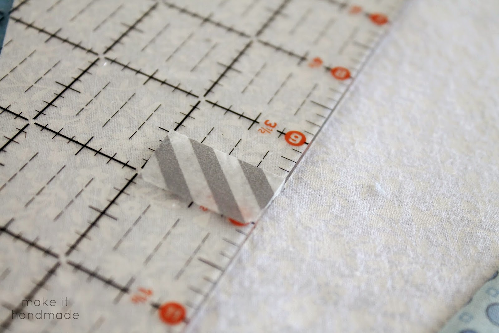 Make It Handmade Square A Quilt Block Without A