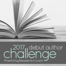2017 Debut Author Reading Challenge