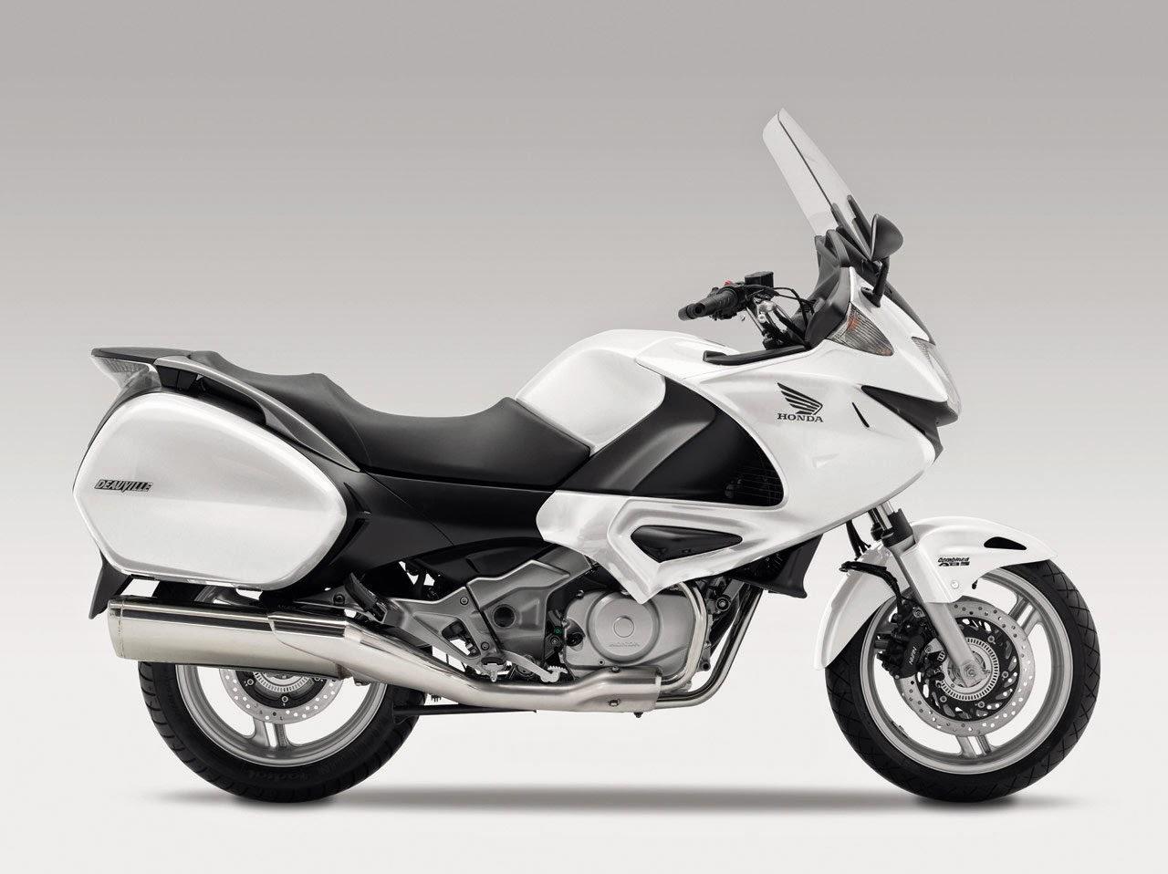 Honda Deauville Bike HD Images