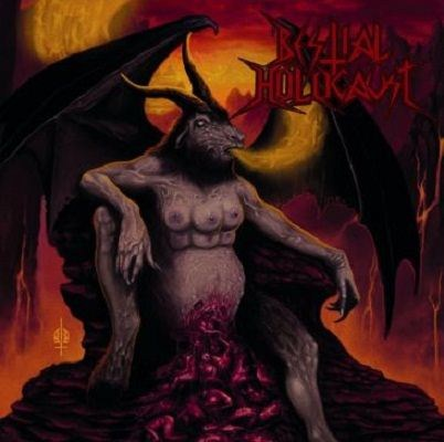 Bestial Holocaust - Into the Goat Vulva:  TAKE THAT GOOGLE!