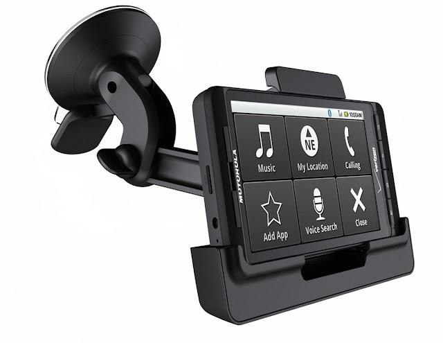 Car Accessories Droid-X
