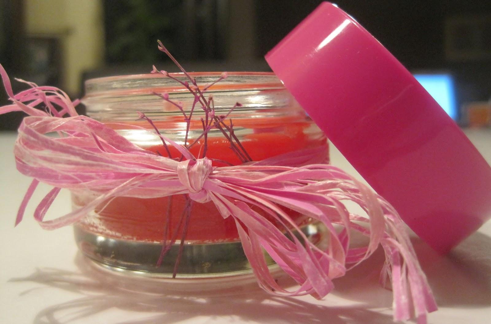 jak zrobić zapachową świeczkę