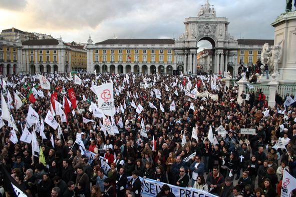 15 Outubro: Manifestações em todo o Mundo