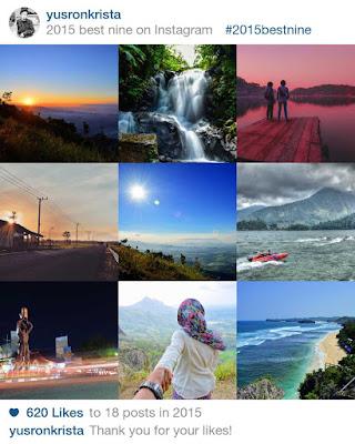 Trend Instagram #2015bestnine: Sembilan Moment Terbaikmu di 2015 Bakal Merubahmu Jadi Kekinian