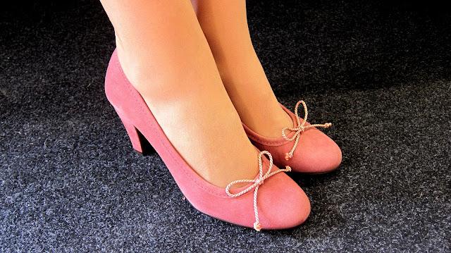 bailarina pretty rosa