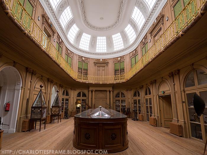 Teylers Museum round room