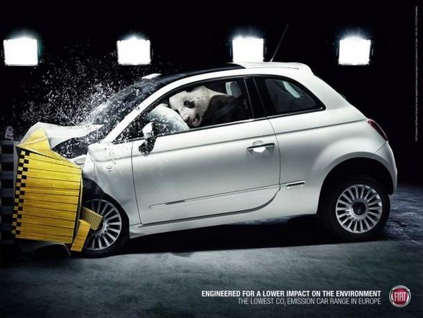 Fiat 500- Panda