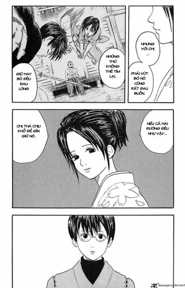 Gintama chap 1 Trang 32
