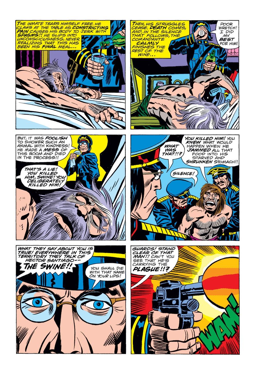 Captain America (1968) Issue #206 #120 - English 11