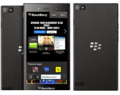 Spesification and price Blackberry Z3