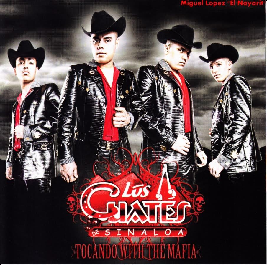 Descargar Disco Los Cuates De Sinaloa En Vivo desde Tijuana CD Album 2013