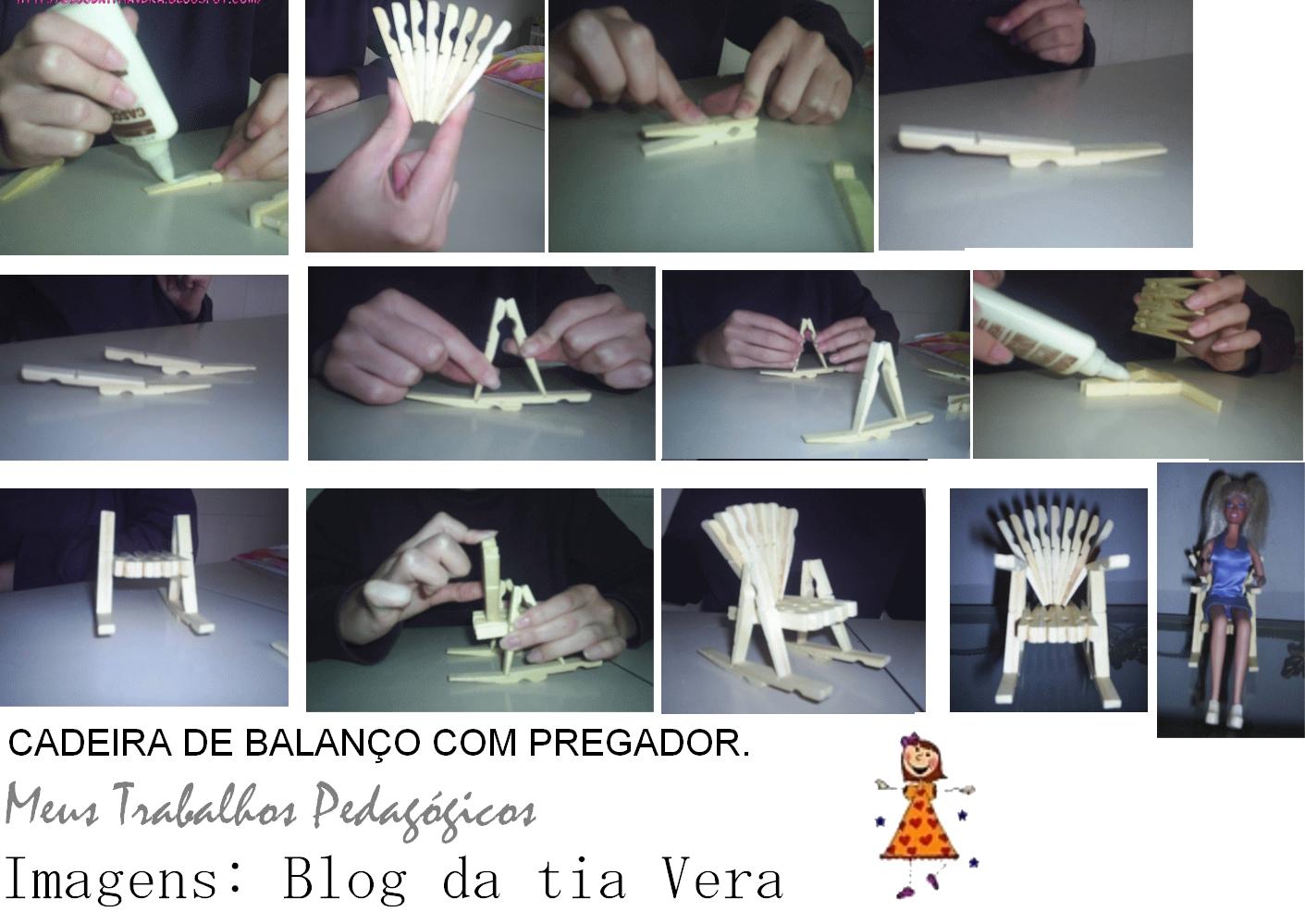 #634946 aprenda a fazer cadeira de balanço com pregadores de roupa.jpg 1411x999 px cadeira de balanço com pregador @ bernauer.info Móveis Antigos Novos E Usados Online
