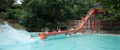 Los mejores lugares tur sticos para disfrutar en familia for Chorros para piscinas