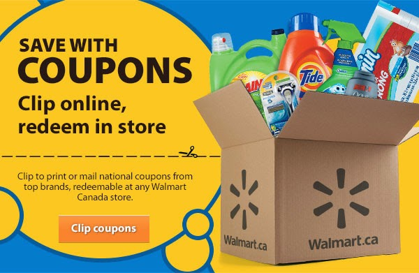 Walmart Hidden Save.ca Coupons
