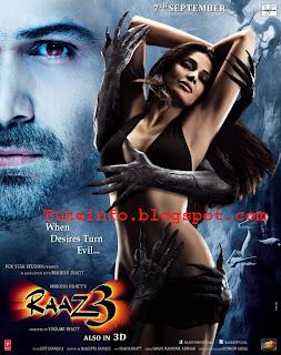 raaz3 movie banner