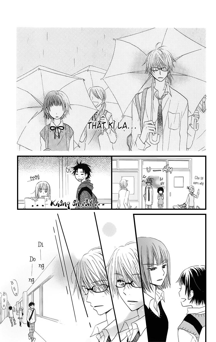 Tonari no Megane-kun chap 3 - Trang 23