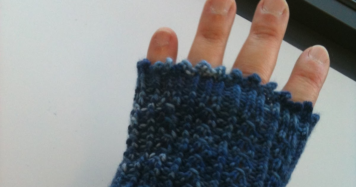 Knit Better Socks: Picot Cast-on and Bind-off