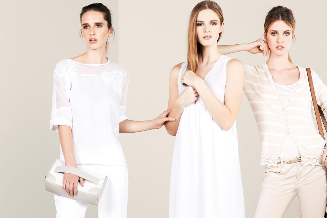 beyaz bluz, bol kesim etek, beyaz elbise, dantel, yaz