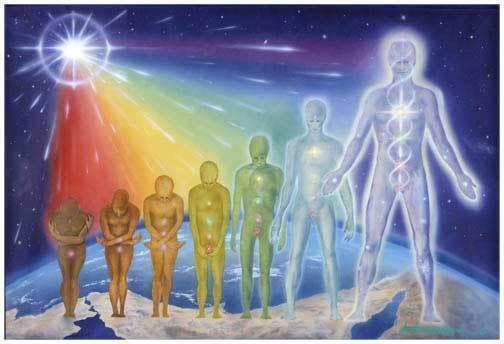 Всяко от седемте тела има признаците на кристално тяло