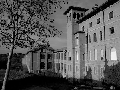 """La fàbrica tèxtil Comercial Sert, """"El Tint"""" de Domènec Sert i Rius. Autora: Lucia Luna"""