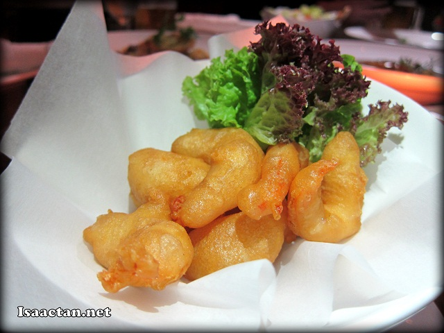 Sea Water Prawn - RM18