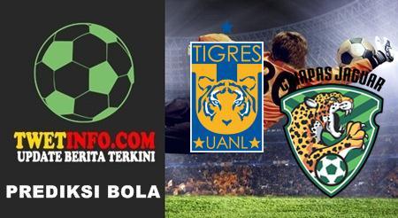 Prediksi Tigres UANL vs Chiapas