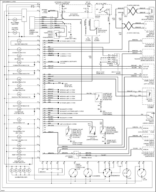 1997+Volvo+960+Instrument+Cluster+System+Wiring may 2011 all about wiring diagrams Volvo V70 Engine Diagram at edmiracle.co