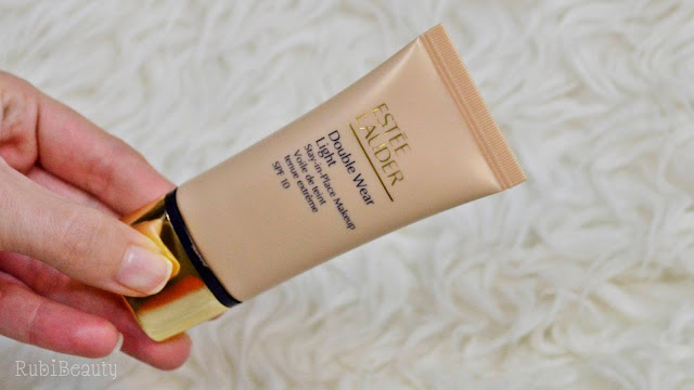 review opiniones revision reseña maquillaje double wear light estee lauder makeup
