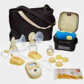 jual breast pump elektrik medela