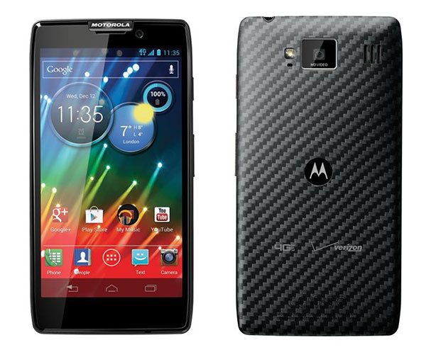 Motorola DROID RAZR HD Full Phone Specifications,Review & Price
