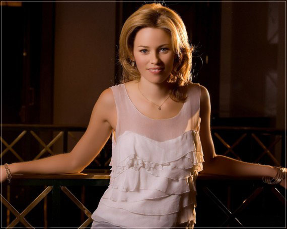 Lovely Hollywood Actress Elizabeth Banks Pics Gallery