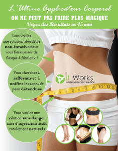 wrap corps, Wrap minceur It works Toulouse, tester le wrap it works, avis wrap It works, wrap, it works, blog, blog Ma pause mode, Toulouse, Auch,