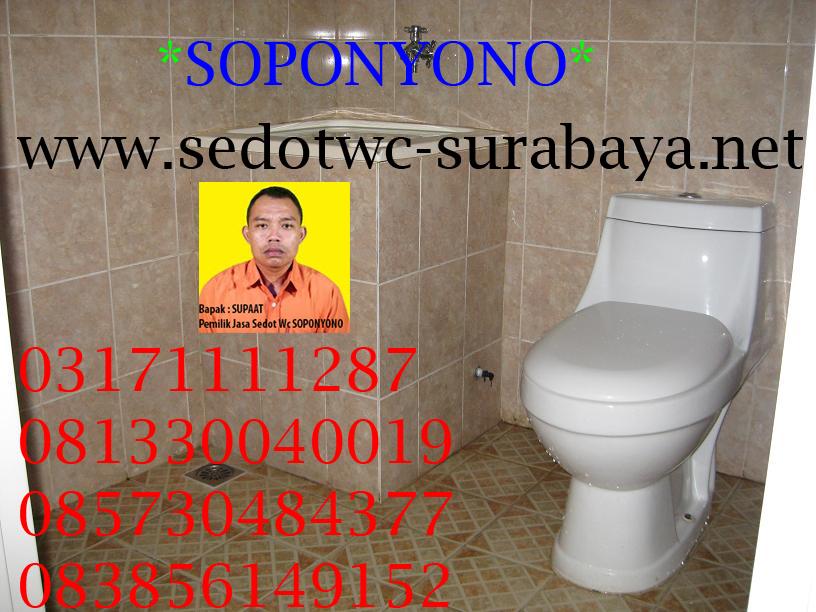 Jasa Sedot WC Simokerto Surabaya Online | Tlp 085732358519