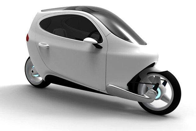 Now A Two Wheeled Self Balancing Car Efun Mania