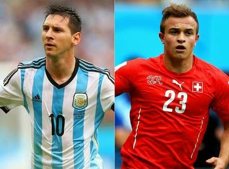 Argentina vs Suiza